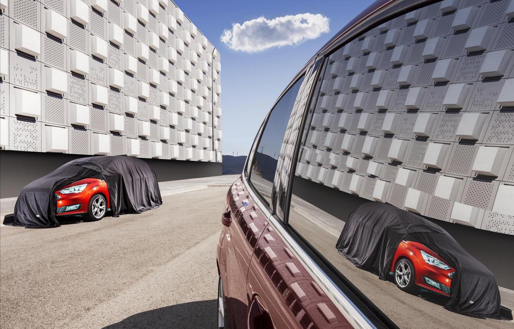 Ford C-Max nuova