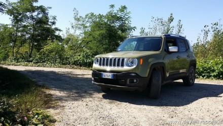 Jeep Renegade Prova