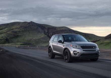 Land Rover Nuovo Discovery Sport