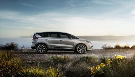 Renault Nuova Espace