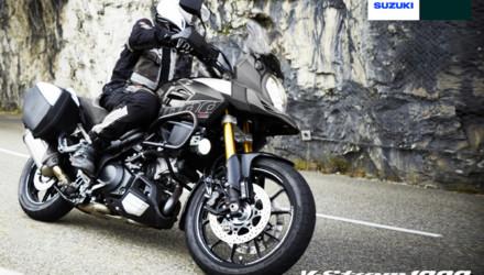 Suzuki V-Strom 1000 ABS No Compromise