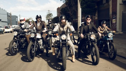 The Gentleman Ride 2014