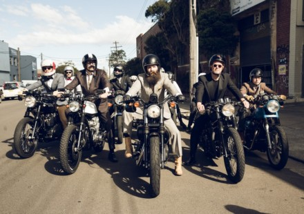 The Gentleman Ride 2014