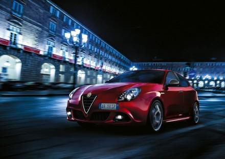 Alfa Romeo Nuova Giulietta Sprint