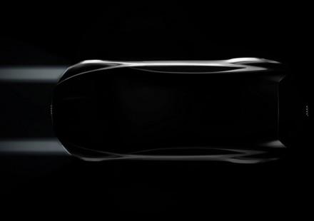 Audi Show Car Los Angeles 2014 Teaser