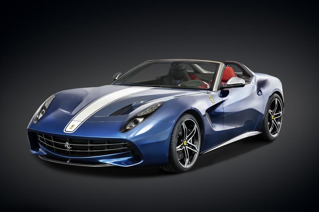 Ferrari F60America