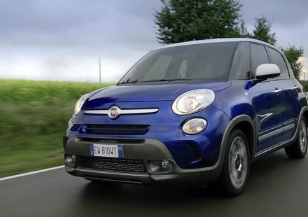 Fiat 500L Spot