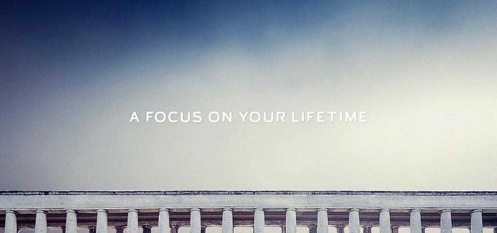 Focus A Lifetime