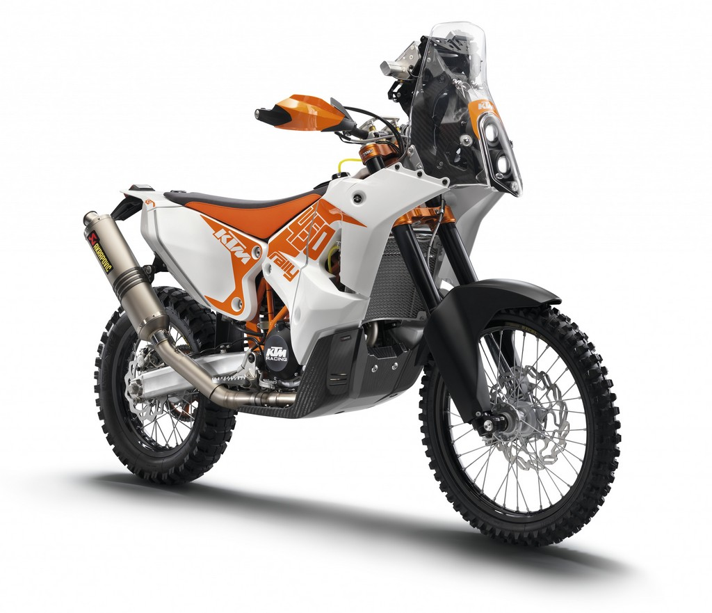 KTM 450 Rally Replica ACERBIS
