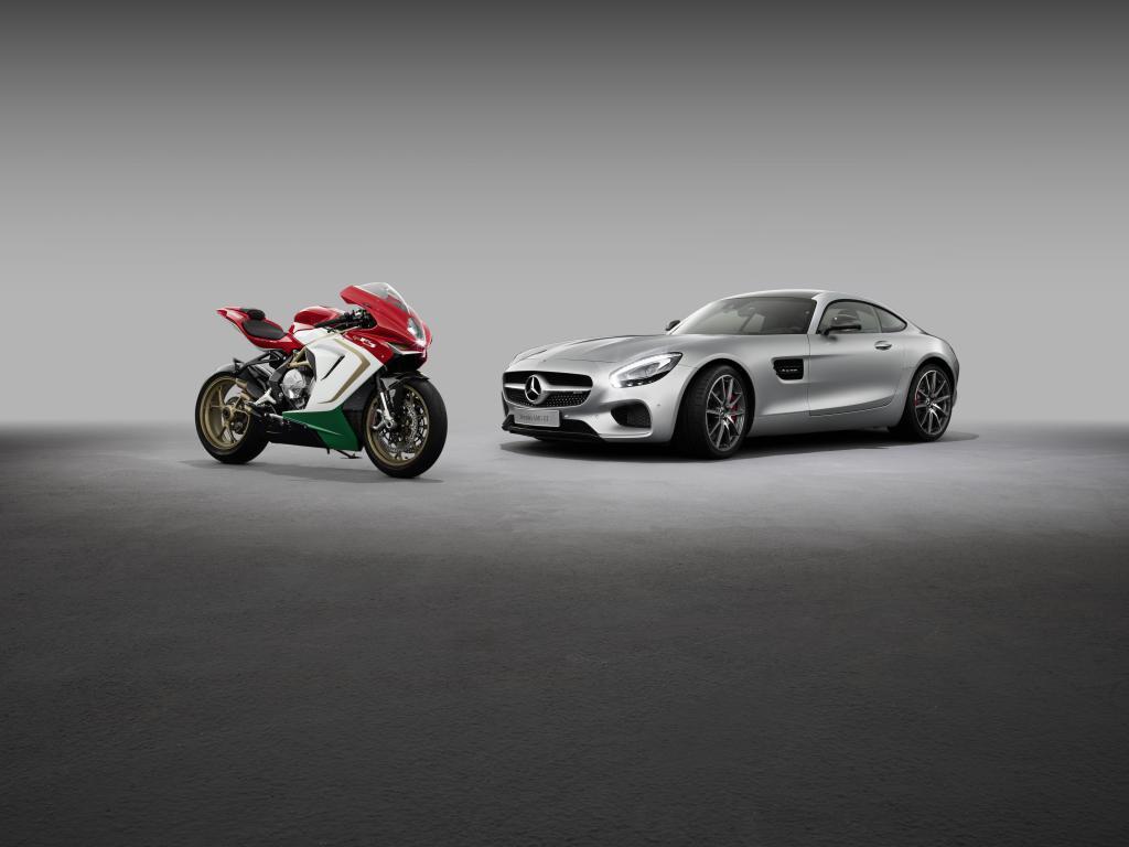 MV Agusta Mercedes