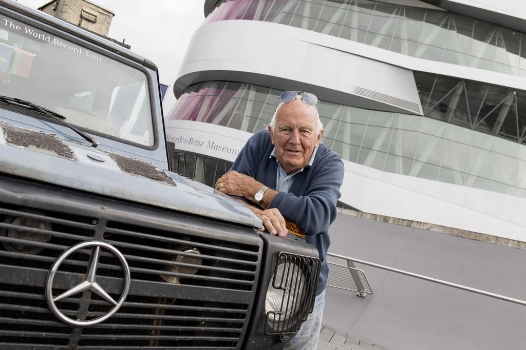 Mercedes Classe G 300 GD Otto