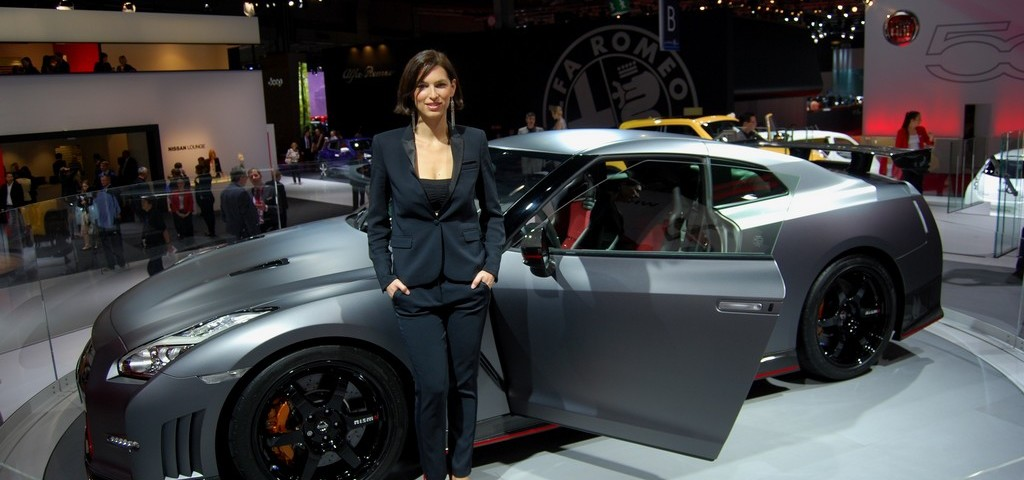 Nissan GT-R Nismo LIVE