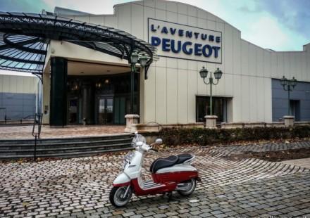 Peugeot Django Prova