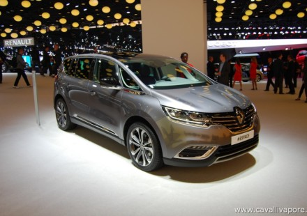 Renault Nuova Espace LIVE