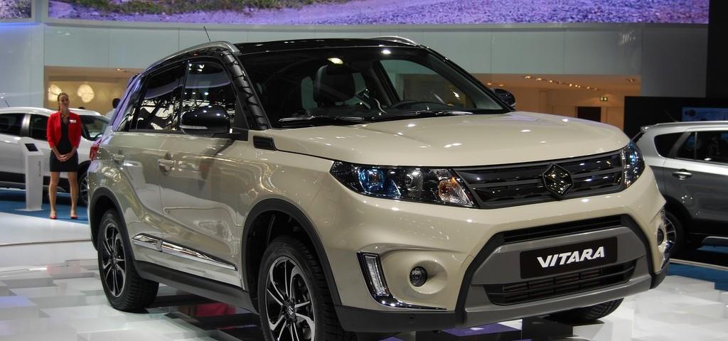 Suzuki Nuova Vitara LIVE