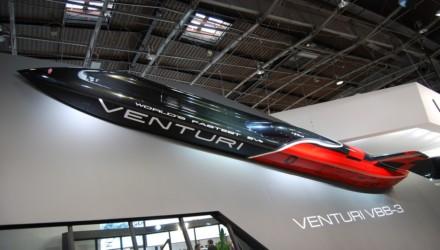 Venturi VBB-3 Parigi