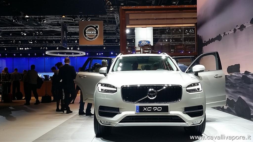 Volvo XC90 LIVE