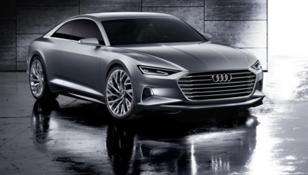 Audi Prologue Concept Show car