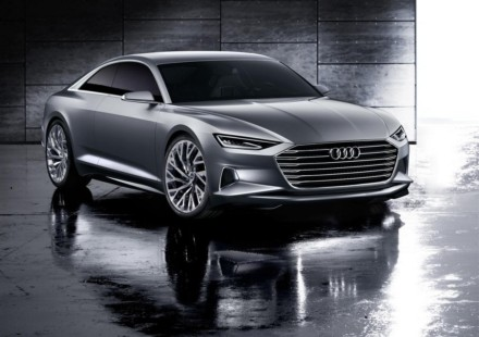 Audi Prologue Concept Show car