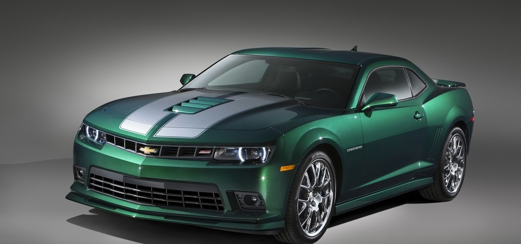 Camaro Commemorative Edition
