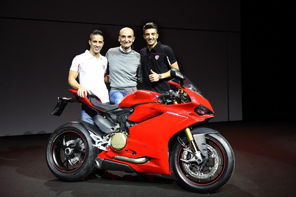 Ducati 1299 Panigale World Premiere