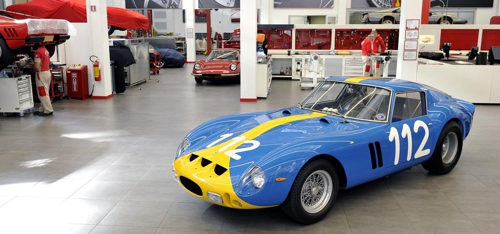 Ferrari 250 GTO Svezia