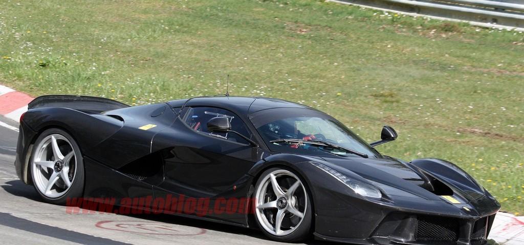 Ferrari LaFerrari XX Teaser