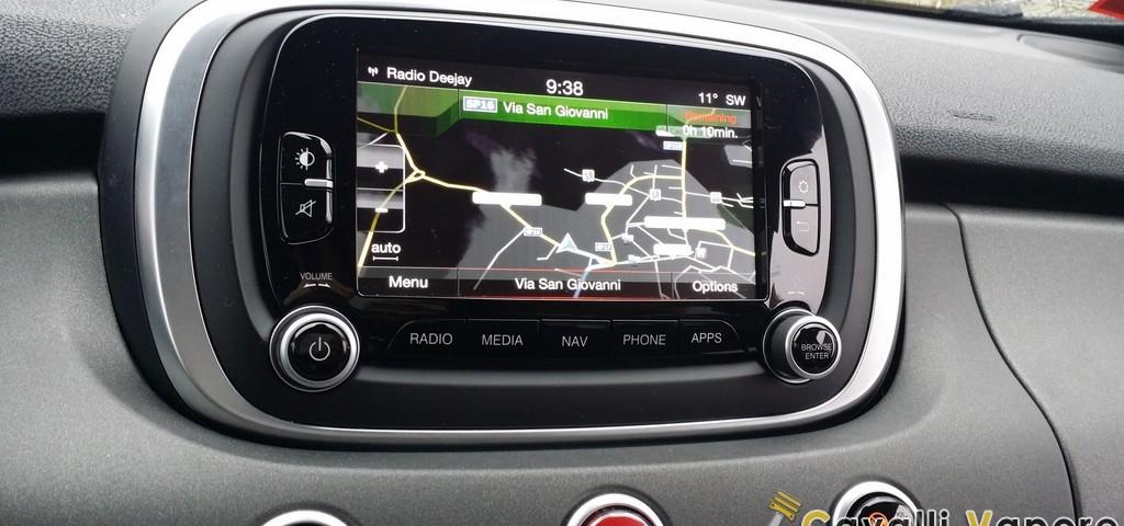 Fiat 500X Cross Plus Prova