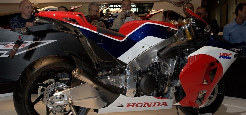 Honda Prototipo RC213V Lato LIVE