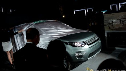 Land Rover Discovery Sport LIVE Milano