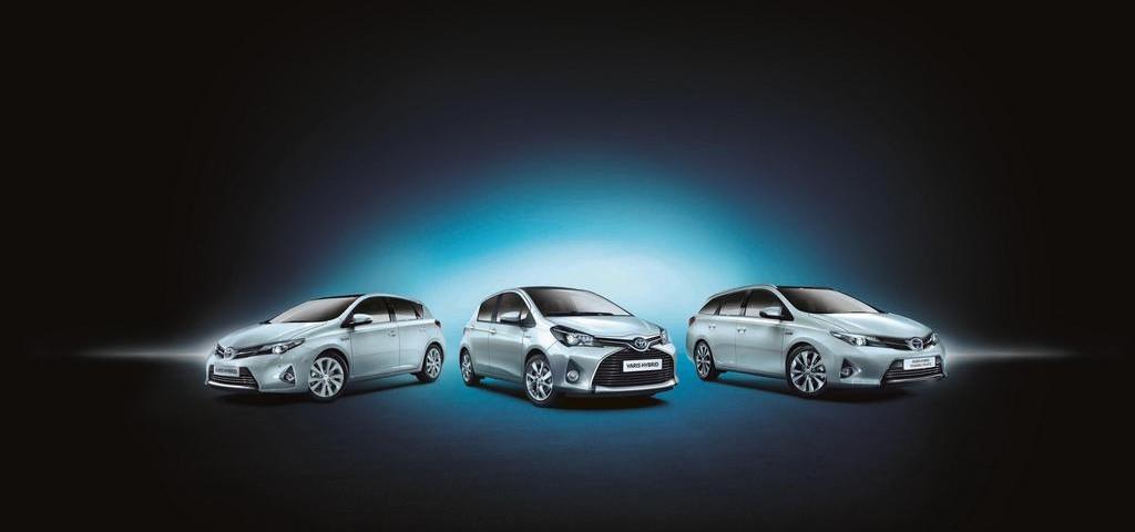 Toyota Hybrid Agevolazioni