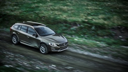 Volvo V60 Nuova Cross Country