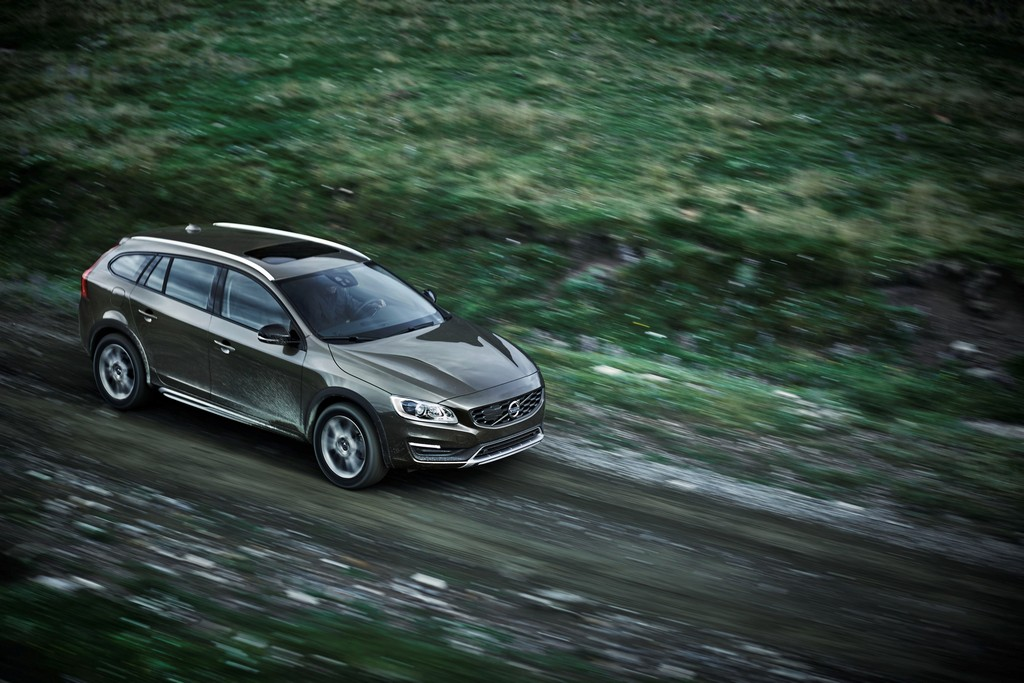 Volvo V60 Nuova Cross Country