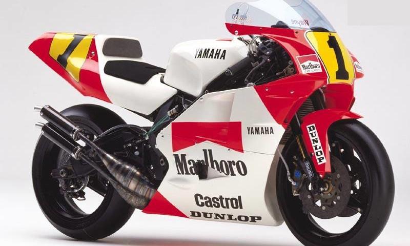 Yamaha Wayne Rainey