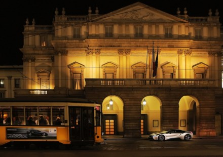 BMW Serata Inaugurale Scala