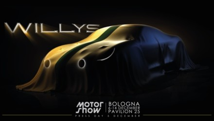 Teaser Willys Fast Design