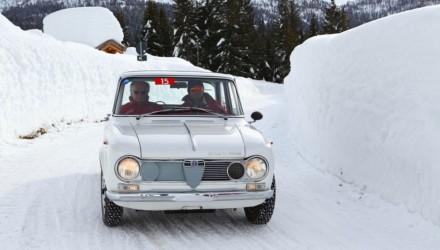 Alfa Romeo Giulia TI Super del 1963