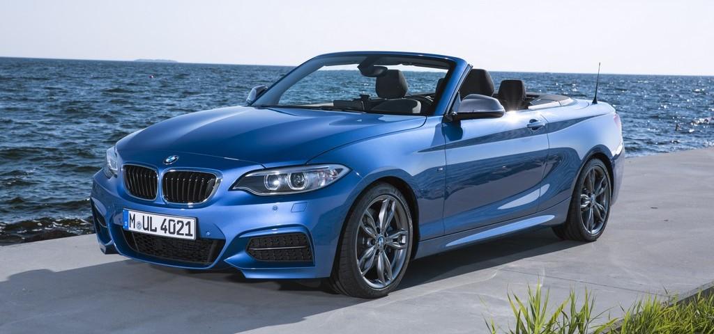 BMW Serie 2 M235i Cabrio