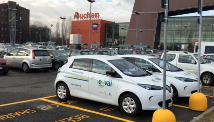 Car Sharing Auchan Cesano Boscone