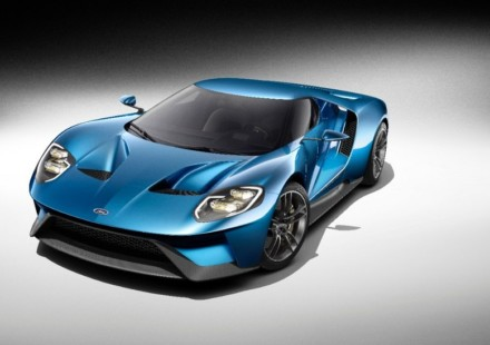 Ford GT Carbon Fiber Supercar