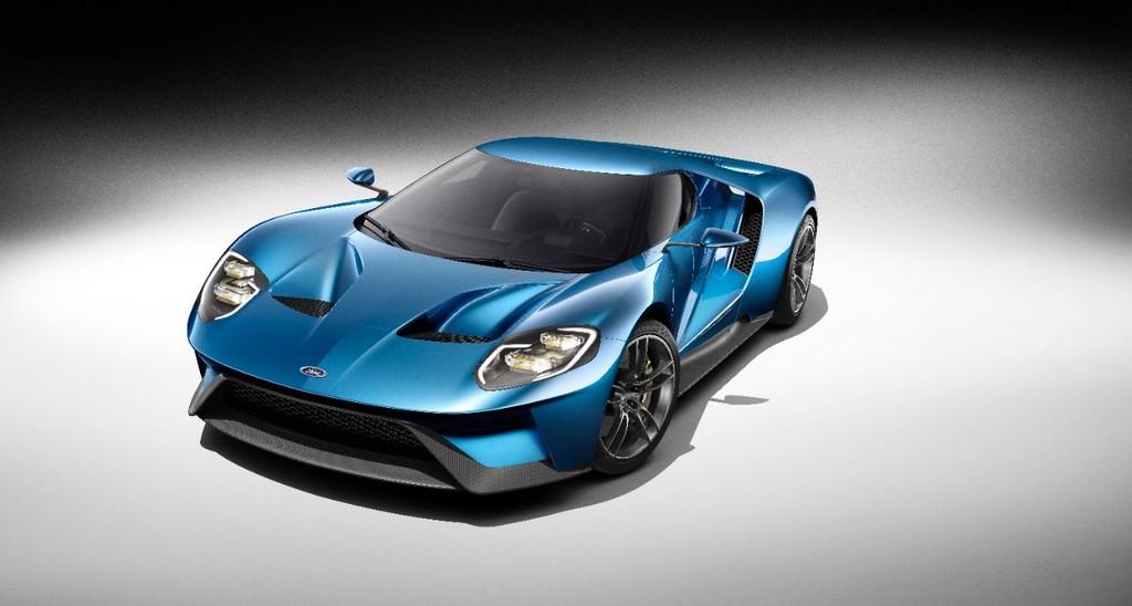 Ford GT Carbon Fiber Supercar
