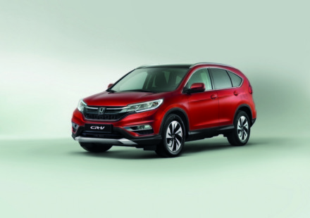 Honda Nuovo CR-V