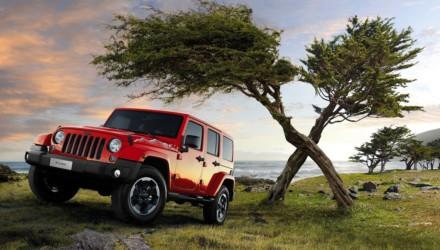 Jeep Wrangler X Tre Quarti