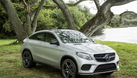 Mercedes GLE Coupe Jurassic Park