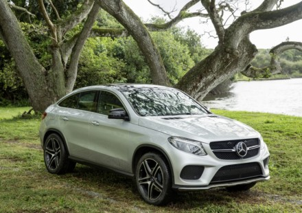 Mercedes GLE Coupe Jurassic Park
