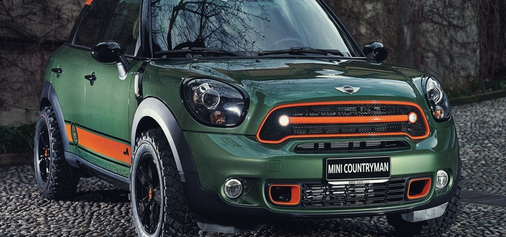 Mini Countryman CP Company