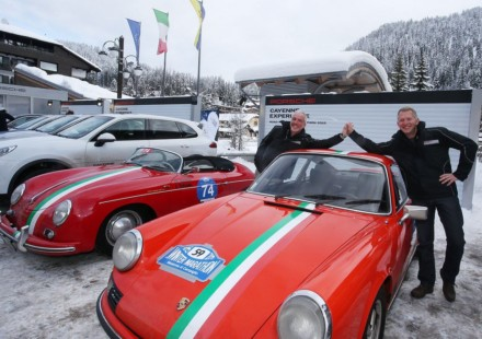 Porsche Winter Marathon