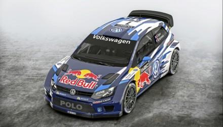Volkswagen Polo R WRC Seconda Gen 2