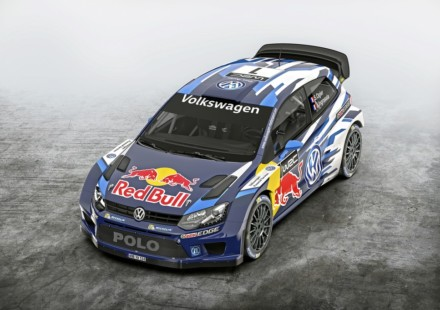 Volkswagen Polo R WRC Seconda Gen 2