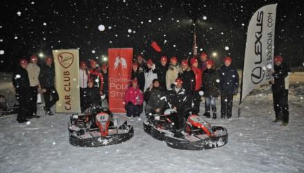 Cortina Car Club Kart 2015